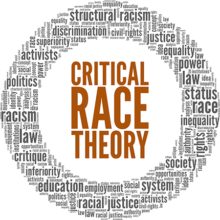 illustration of critical race theory