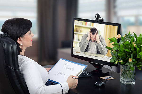 Telehealth. How can I do online mental health counseling? Advice for Counselors.
