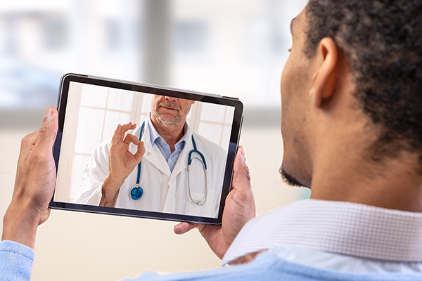 Telemedicine is here to stay